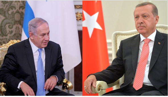 turkey and israel relationship with jordan