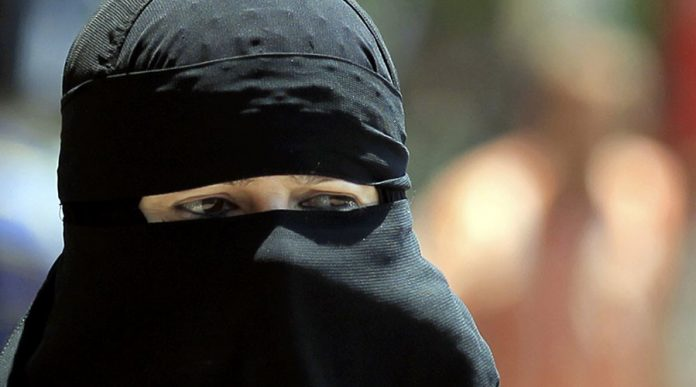 the french ban on the burqa