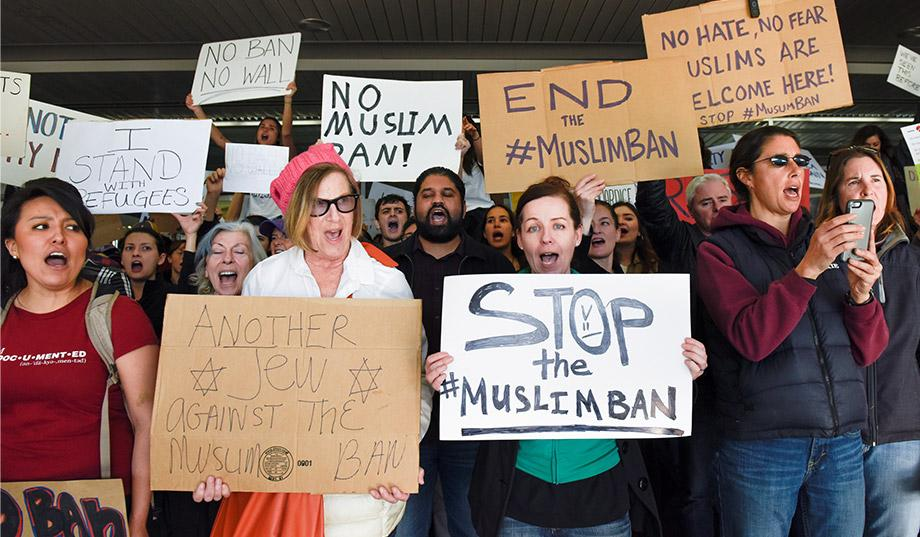 Image result for muslim ban