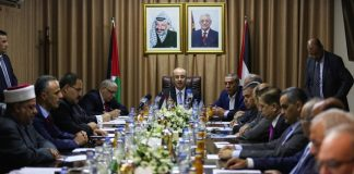 israel-says-no-talks-palestinian-govt-includes-armed-hamas