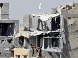 syrias-raqqa-completely-freed-daesh-syrian-observatory-human-rights-says