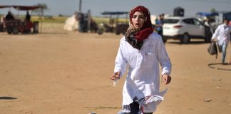 israeli-forces-kill-gazan-paramedic-border
