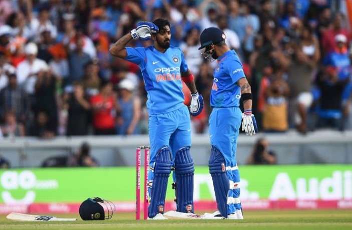 KL Rahul Attains Career-best Third T20I Ranking While