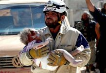 israel-evacuates-800-white-helmets-syria-jordan